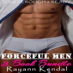 Forceful Men 3 Book Bundle