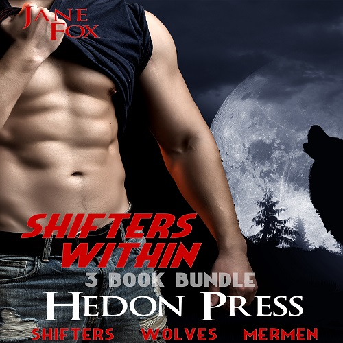 shifters within pnr 3 book bundle