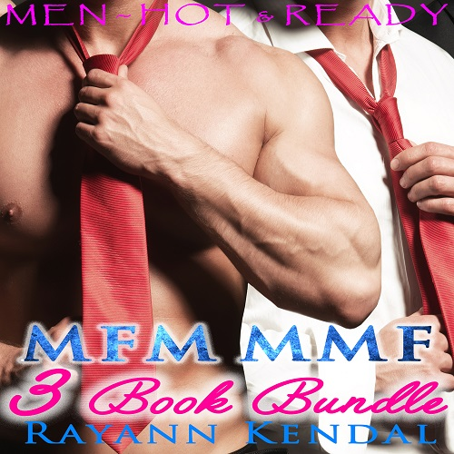 MFM MMF Menage 3 Book Bundle Vol 3