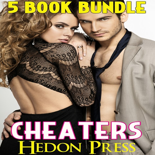 cheaters 5 book bundle