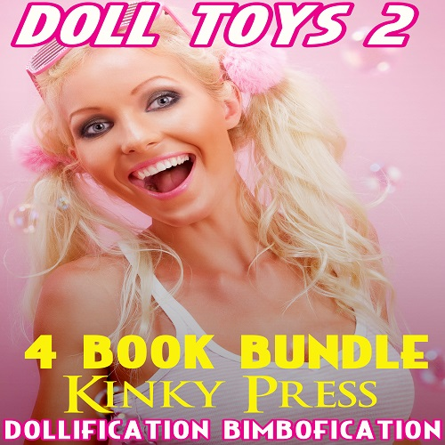 doll toys two four book bundle
