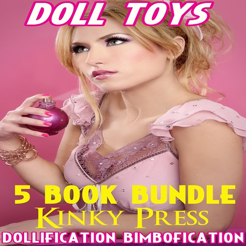 doll toys five book bundle